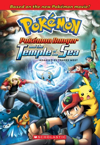 Pokemon Ranger And The Temple Of The Sea 2006 Mediatly