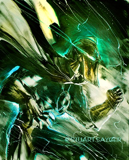 Doctor Fate Mediatly