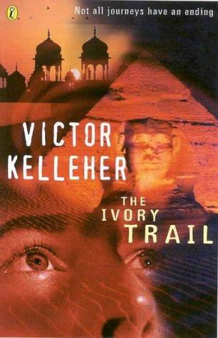 the journey of emotions in the ivory trail by victor kelleher